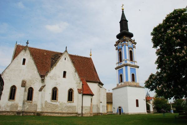 Kerékpáros túra_Csepel sziget déli része_Szerb templom_Ráckeve másolata