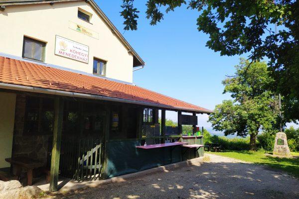 Czibulka János Kőhegyi Menedékház -külső házkép - IMG_20200608_160709